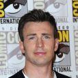 Chris Evans pour Captain America: The Winter Soldier au Comic-Con de San Diego le 20 juillet 2013.