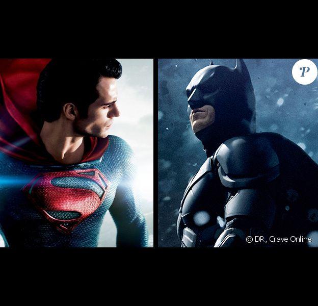 Superman et Batman réunis dans Man of Steel 2.