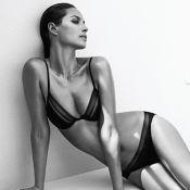Christy Turlington, 44 ans et à moitié nue : Parfaite pour Calvin Klein