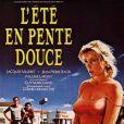 Affiche du film L'Eté en pente douce (1987) avec Pauline Lafont