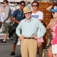Woody Allen à Saint-Tropez le 28 juillet 2013.