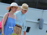 Woody Allen : Avec sa femme Soon-Yi, des vacances de rêve à Saint-Tropez