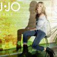 Kate Moss pose pour la campagne automne-hiver 2013-2014 de Liu Jo Jeans.