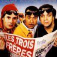 L'affiche du film Les Trois Frères (1995)