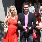 Luisana Lopilato, épouse de Michael Bublé, enceinte et sexy pour sa baby shower