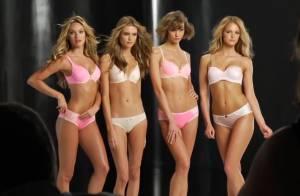 Victoria's Secret : Des Anges divins pour une nouvelle collection de lingerie