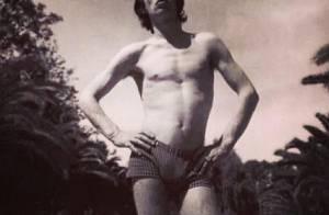 Mick Jagger met le paquet : Un affolant cliché du rockeur jeune et en slip !