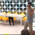 Julien dans la quotidienne de Secret Story 7, mercredi 31 juillet 2013 sur TF1