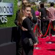 Alyssa Milano à la 15e cérémonie des Young Hollywood Awards au Broad Stage de Santa Monica, Los Angeles, le 1er août 2013.