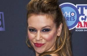 Alyssa Milano : Fatale vamp face à une Kelly Osbourne pimpante et amoureuse