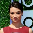 Crystal Reed à la 15e cérémonie des Young Hollywood Awards au Broad Stage de Santa Monica, Los Angeles, le 1er août 2013.