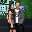 Ian Ziering ets a femme Erin à la 15e cérémonie des Young Hollywood Awards au Broad Stage de Santa Monica, Los Angeles, le 1er août 2013.