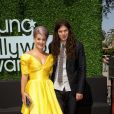 Kelly Osbourne et Matthew Mosshart à la 15e cérémonie des Young Hollywood Awards au Broad Stage de Santa Monica, Los Angeles, le 1er août 2013.