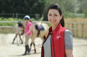 Adeline Blondieau se confie : Sa passion du cheval, sa fille et Sous le soleil !