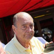 Jacques Chirac en vacances : Dans le dos de Bernadette, il se remet à fumer !