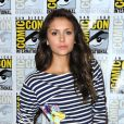 Nina Dobrev lors du Comic-Con de San Diego, le 20 juillet 2013.