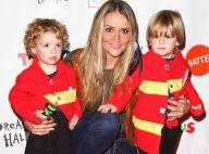Brooke Mueller : Sortie de désintox, l'ex-femme de Charlie Sheen revoie ses fils