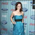 "L'actrice Annie Wersching - Soirée ""American Idol Top 13"" à Los Angeles. Le 5 mars 2009."