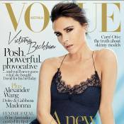 Victoria Beckham : Un hommage à sa famille pour sa 10e couv' de Vogue