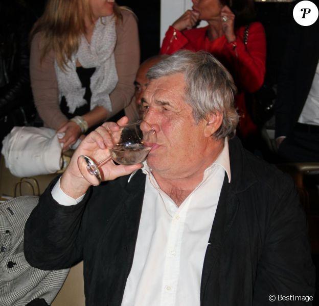Jean Pierre Castaldi à Suresnes le 18 avril 2013