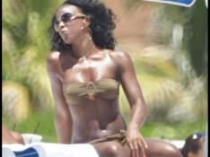 PHOTOS EXCLUSIVES : Kelly Rowland mouillée et sexy sous le soleil de Miami !