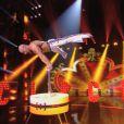 Encho Keryazov dans The Best : le meilleur artiste, vendredi 16 août 2013 sur TF1