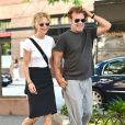 """""""Meg Ryan et John Mellencamp en amoureux à New York le 24 juin 2013"""""""