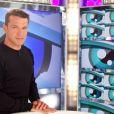 Benjamin Castaldi dans Secret Story sur TF1.