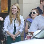 Julianne Moore : Radieuse au côté de sa fille et de Robert Pattinson