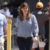 Jennifer Garner : Détendue mais amaigrie au côté de Steve Carell