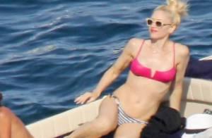 Gwen Stefani : En bikini en France, elle poursuit ses vacances à Londres
