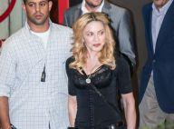 Madonna, gothique et sexy : Les vacances sont finies, elle réapparaît à Rome