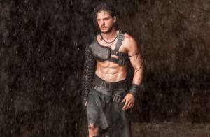 Kit Harington de 'Game of Thrones' sexy et musclé dans l'explosif 'Pompeii'