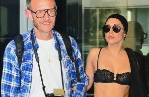 Lady Gaga : Dénudée pour Terry Richardson, dernières répétitions avant le show