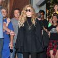 Lady Gaga se rend à ses répétions en vue des MTV Video Music Awards à New York, le 23 août 2013.