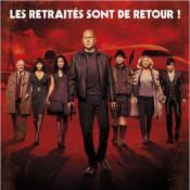 Red 2 : Catherine Zeta-Jones et Bruce Willis dans la comédie explosive de l'été