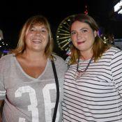 Michèle Bernier et sa fille : Fête et manèges au côté des chanteurs de The Voice