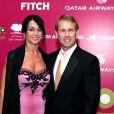 Nadia Comaneci et son époux Bart Conner