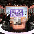 """La conférence de presse de rentrée de D8 et D17 """"Touche Pas a Ma Rentrée"""", le 29 aout 2013 (EXCLU)"""
