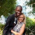 """Enora Malagré et Stéphane Bak lors de la conférence de presse de rentrée de D8 et D17 """"Touche Pas a Ma Rentrée"""", le 29 aout 2013 (EXCLU)"""