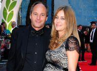 Gerhard Berger : Méconnaissable, l'ex-pilote présente sa jeune Hélène, enceinte
