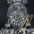Kim Kardashian photographiée par Karl Lagerfeld pour le troisième numéro de CR Fashion Book. Direction artistique par Riccardo Tisci.