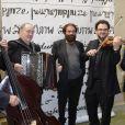 Marek Halter - Soirée du nouvel an juif chez Marek Halter à Paris le 8 septembre 2013.