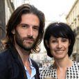 Marie-Claude Pietragalla et son compagnon Julien Derouault