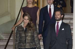 Madeleine, enceinte, et Victoria de Suède : Deux soeurs radieuses pour un roi