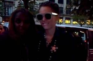 Miley Cyrus : Brune et stylée à Paris, un changement de look express