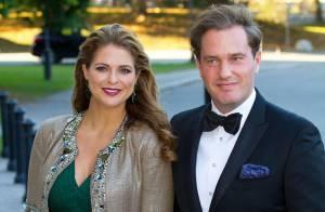 Madeleine de Suède, enceinte : Resplendissante auprès de son mari Chris O'Neill