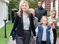Fashion Week : Kate Moss et sa fille admirent Cara Delevingne, un défilé Unique