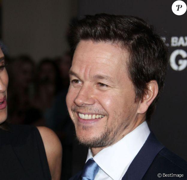 Mark Wahlberg à la première du film No Pain No Gain au TCL Chinese Theatre à Hollywood, le 22 avril 2013.