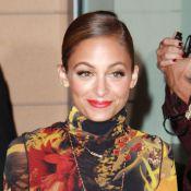 Nicole Richie : Beauté automnale pour une soirée mode et glamour